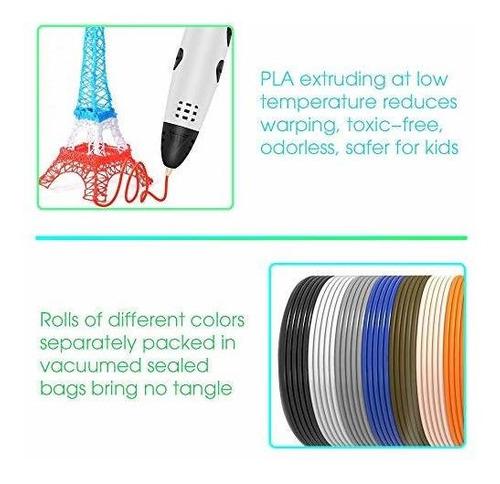 Filamento Para Impresora In Color Re Lapiz Pla Total