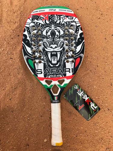 Raqueta De Beach Tennis Rakkettone Safari
