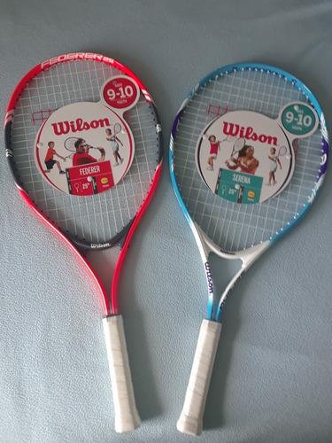 Raquetas Originales Wilson Para Niños Y Niñas De 9 A 10