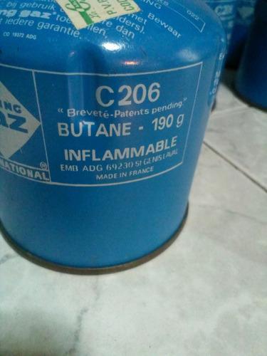 Bombona De Gas Butano Desechable