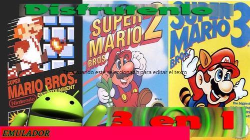 Emulador De Nintendo Ness Y Snes Para Play 1 Mario Y Mas