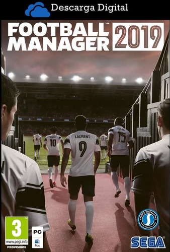 Football Manager  Juego Pc Digital Full