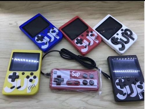 Game Box Juego Portatil 400 Juegos En 1 Con Control