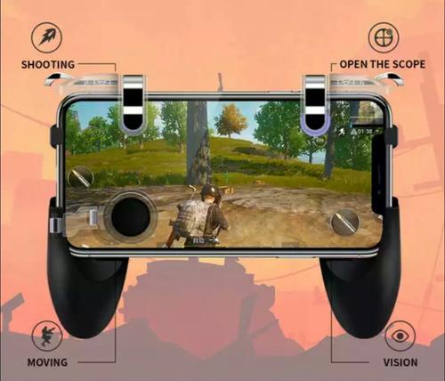 Gamepad Control Para Juegos Telefono. Pug. Cod. Call Of Duty