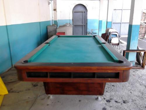Mesa De Pool En Excelentes Condiciones, Leer Descripcion