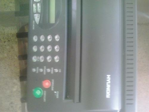 Telefono Fax, Marca Hyundai, Modelo Ux-888