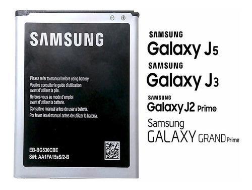 Batería Samsung J2 Prime, J3, J5 Y Grand Prime