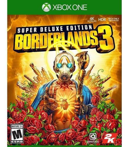 Borderlands 3 Xbox One Juegos Originales En Fisico (nuevos)