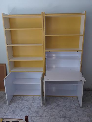 Mueble Modular Tipo Biblioteca De Fórmica (leer