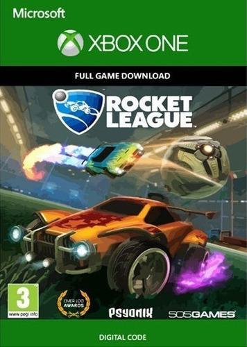 Rocket League Xbox One Codigo Digital