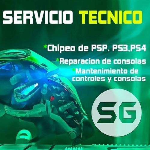 Servicio Técnico Para Consolas De Vídeo Juegos