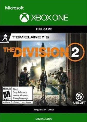 Tom Clancy's The Division 2 Xbox One Codigo Digital
