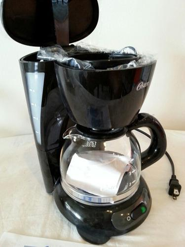 Cafetera Eléctrica Oster
