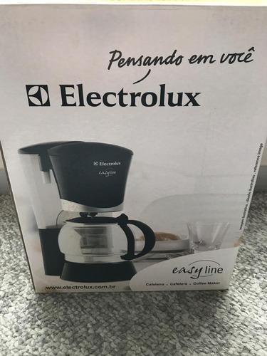 Cafetera Electrolux Easy Line