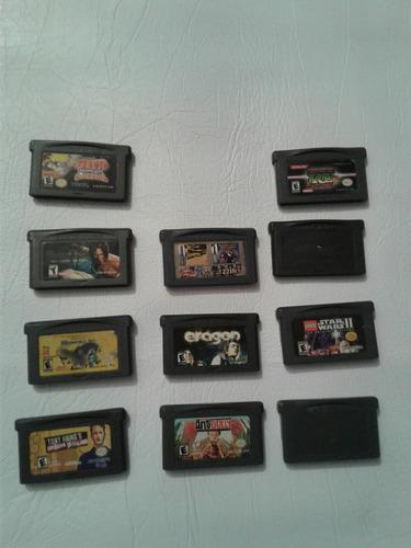 Juegos De Game Boy Color/ Advance Original Game Boy Advance