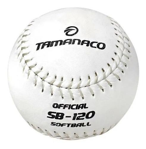 Pelota De Softball Oficial Sb'' Tamanaco Original