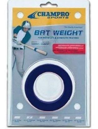 Pesa Para Bate 12 Onzas. Beisbol,softbol Champro Sports L3o