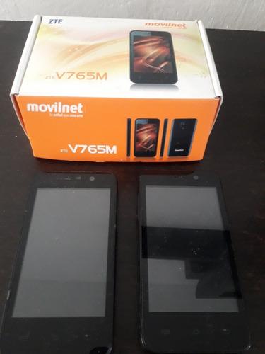 Telefonos Zte V765m Para Repuestos