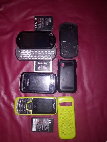 Teléfonos Para Repuesto O Reparación