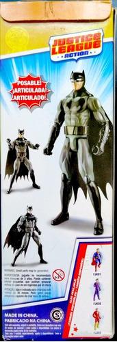 Bat Man Figura De Acción Nada De Uso En Su Caja