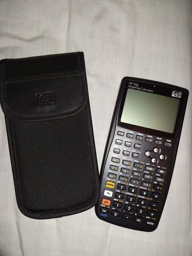 Calculadora Graficadora Hp 50g. 60vrd