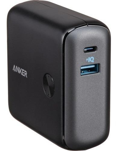 Cargador Portatil Power Bank Anker 10000mah 15w Usb-a Usb-c