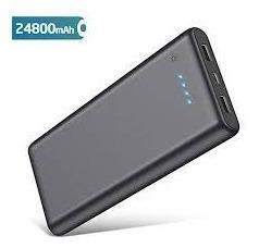 Cargador Portátil Power Bank 24800mah Batería Alta