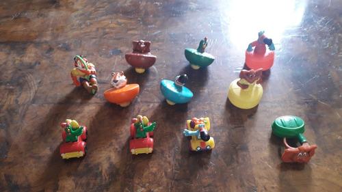 Figuras Colección Kelloggs