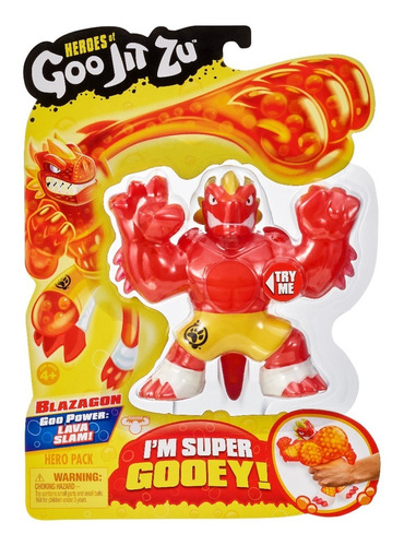 Heroes Of Goo Jit Zu Action Figure Hero Juguete Original