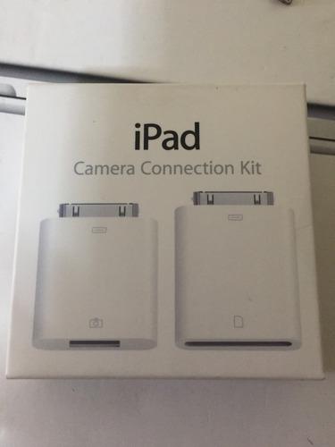 Kit De Conexión De Cámara Para iPad (microsd Y Sd)