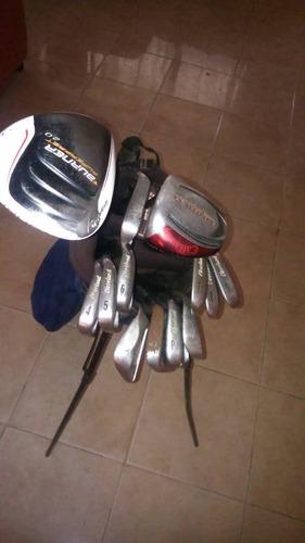 Palos De Golf Y Maleta De Golf Set Completo
