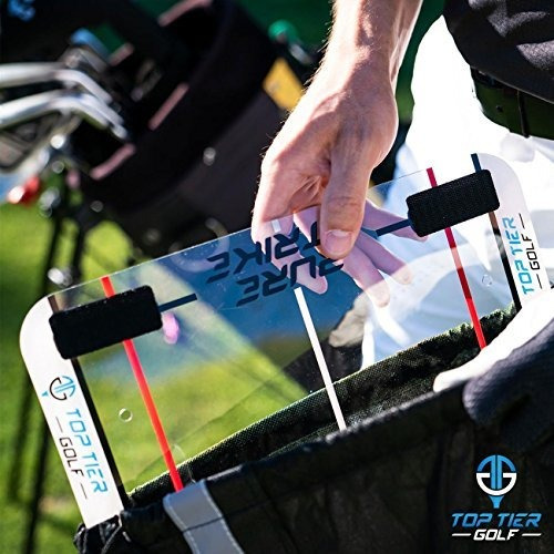 Top Tier Golf Pure Strike Ayuda Para Entrenamiento 6
