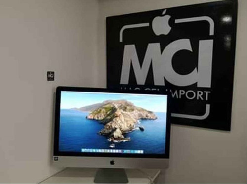 iMac Slim 27 Retina 5k  Corei7 16ram 750dd Tienda Mci