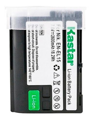 189 Bateria Recargable En El15 Nikon D750 D800 D