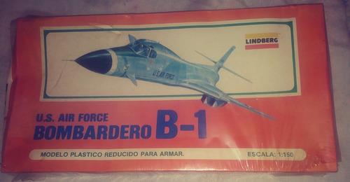 Aviones Lindberg Escala