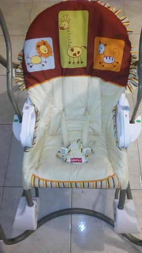 Smart Stages 3 In 1 Rocker Swing Fisher Price(35v)