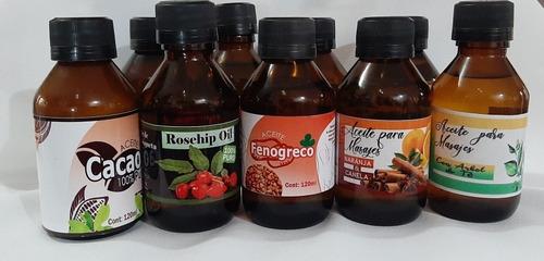 Aceite Hidratante De Jazmin Con Manteca De Karite