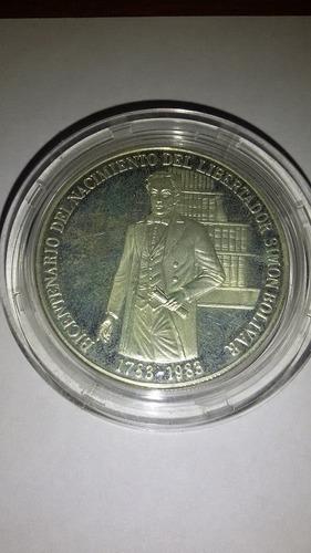 Bicentenario Del Nacimiento Del Libertador Simon Bolivar