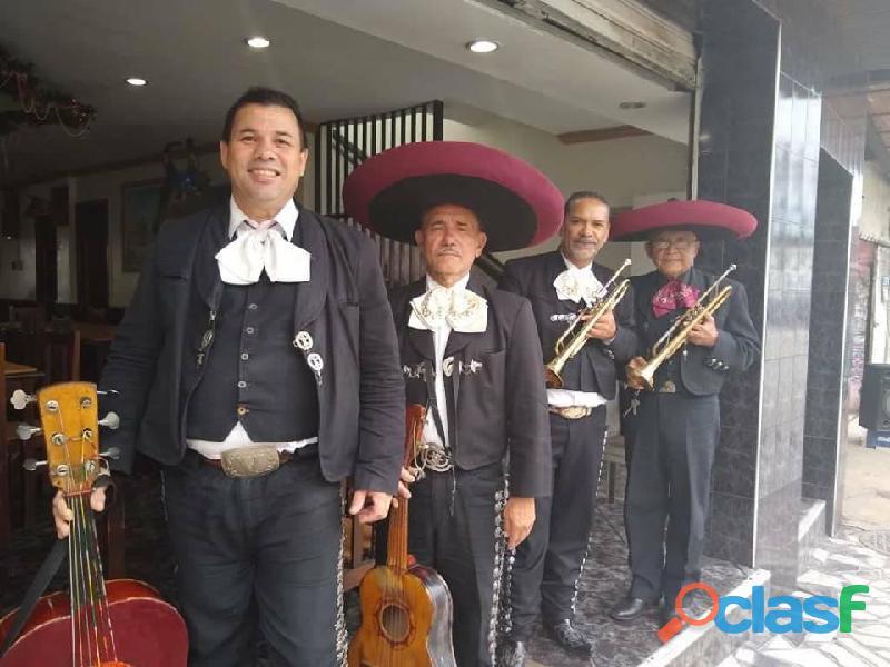 Mariachi Los Barbaros De Mexico