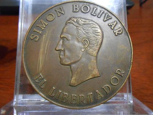 Medalla Batalla De Carabobo  Simon Bolivar