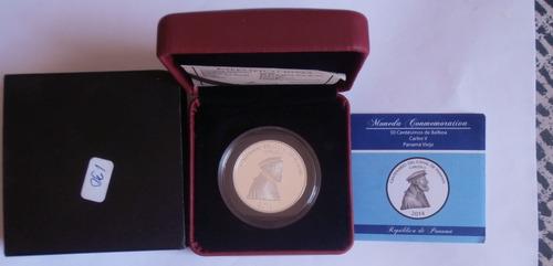 Medalla Conmemorativa Plata Unc  Año