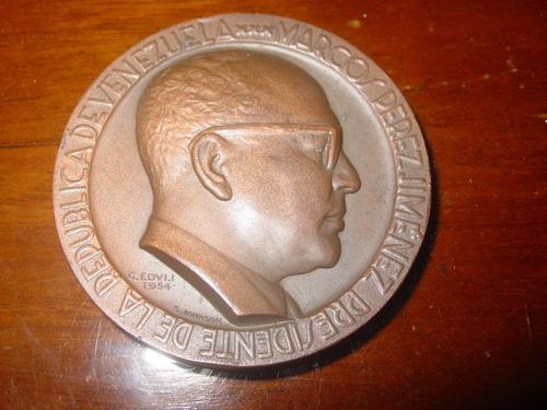 Medalla Marcos Perez Jimenez Entregada A Los Militares,