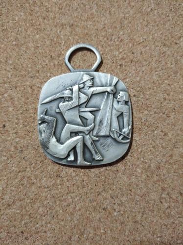 Medalla Suiza Conmemorativa Batalla De Dornach