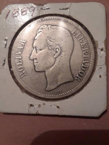 Moneda 5 Bolivares