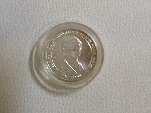 Moneda Conmemorativa José María Vargas