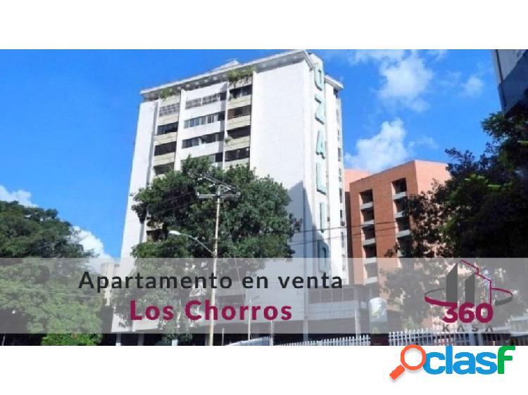 Apartamento en Venta Los Chorros