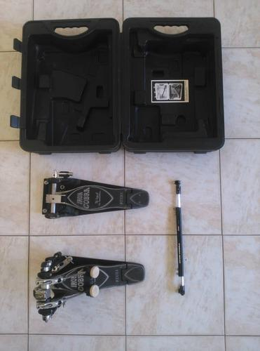 Doble Pedal Tama Iron Cobra + Estuche
