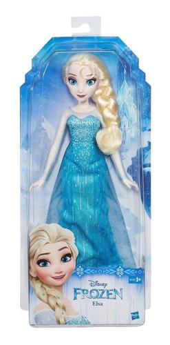 Frozen Elsa Disney Muñeca Original La Mas Hermosa