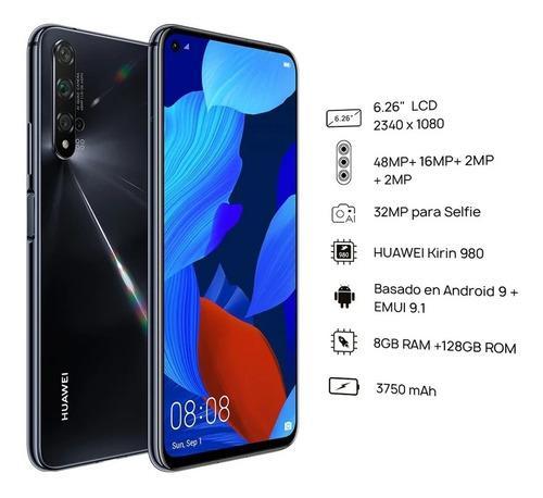 Huawei Nova 5t 8/128gb 430 Vrds Tienda Física Leer