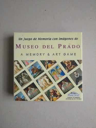 Juego De Memoria Portable Museo Del Prado